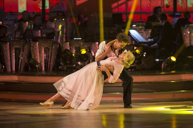 Strictly Come Dancing Mollie