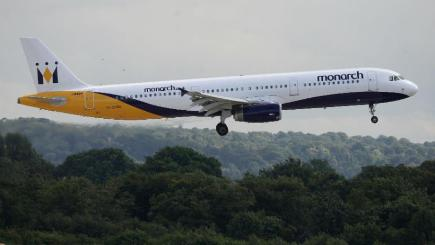 Monarch airline wins £165m investment from Greybull