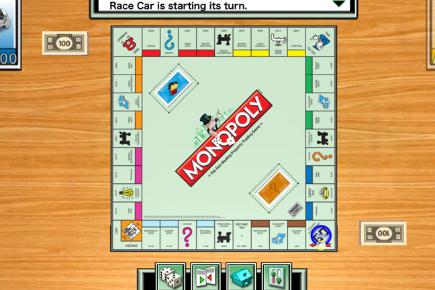 Monopoly app iPhone screenshots