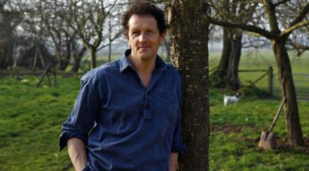 Monty don to explore gardens of the past bt Better homes and gardens episode last night