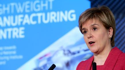 More inclusive approach needed in Brexit talks, Nicola Sturgeon says