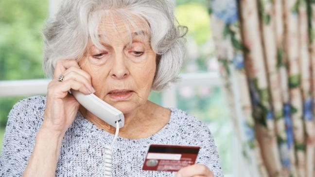 'More protection needed' for older people against scammers