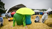 More rain is predicted for Bank Holiday Monday
