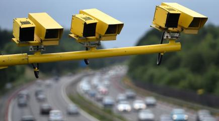 More than 250 miles of Britain's roads are now covered by average speed cameras