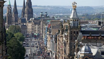 More than 700,000 American tourists visit Scotland over the last year