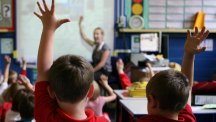 Education Secretary Nicky Morgan said the Tories will protect the schools budget