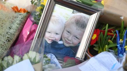 Mother's lament for 'amazing' and 'cheeky' sons killed in collision