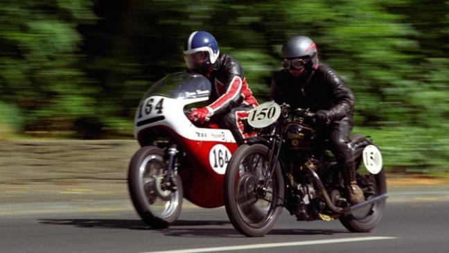 Motorcyclist killed in pre-TT race crash - BT