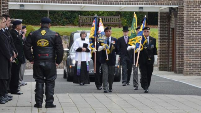 Oxon, Faringdon - Funeral Call - Ex RAF @ 31 Oakwood House | England | United Kingdom