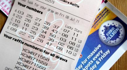 EuroMillions winning ticket still unclaimed in Newry & Mourne
