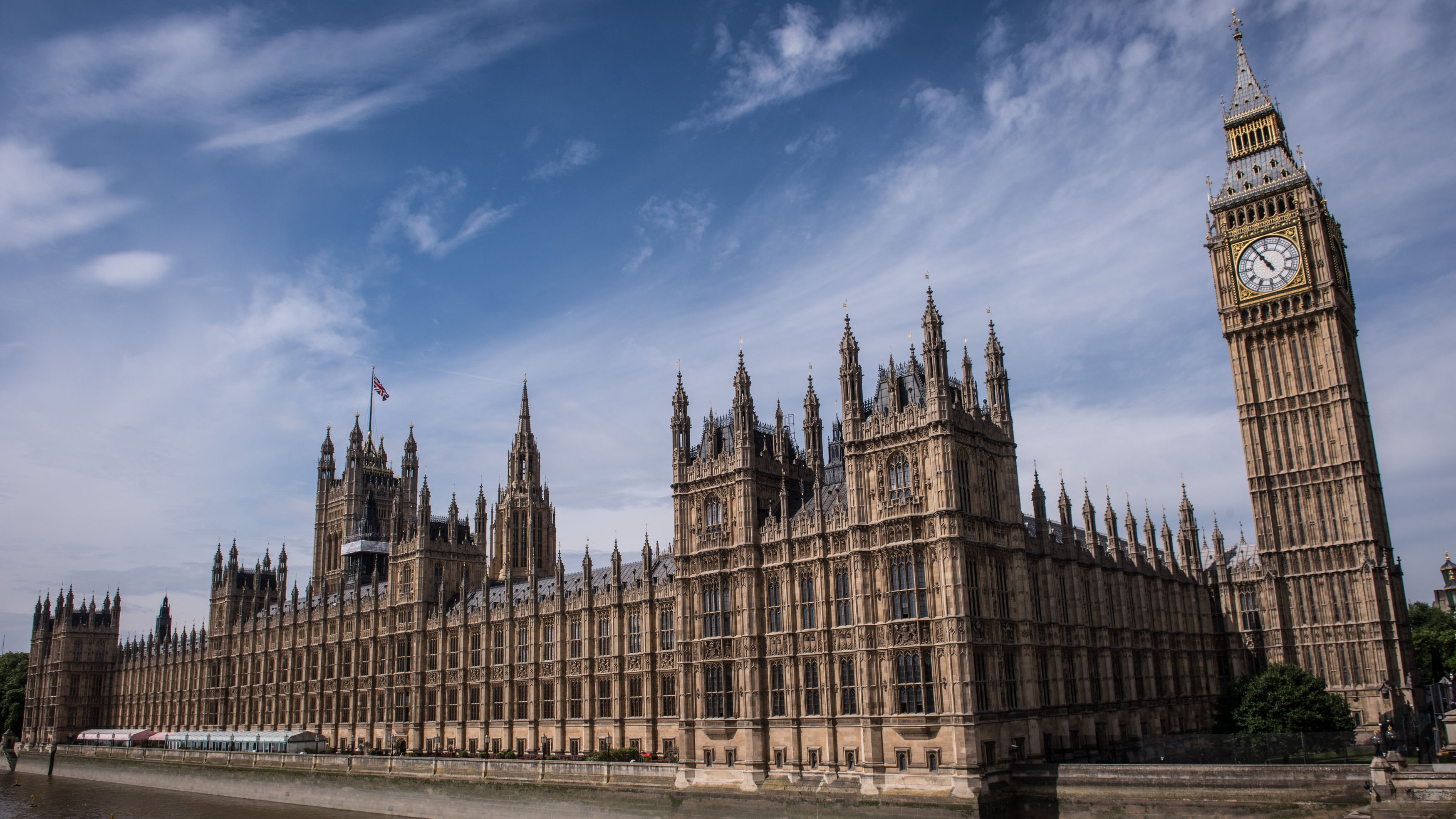 British MPs and peers set for massive House move