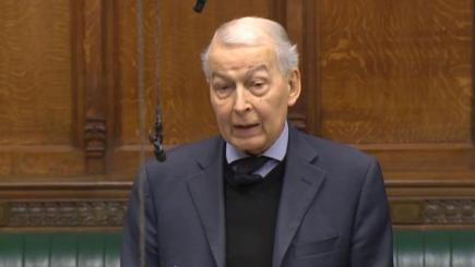 Labour MP Frank Field has concerns about the programme