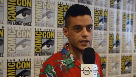 Mr Robot star Rami Malek