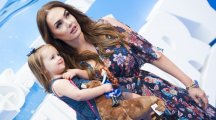 Mums thank Tamara Ecclestone for posting breastfeeding photo