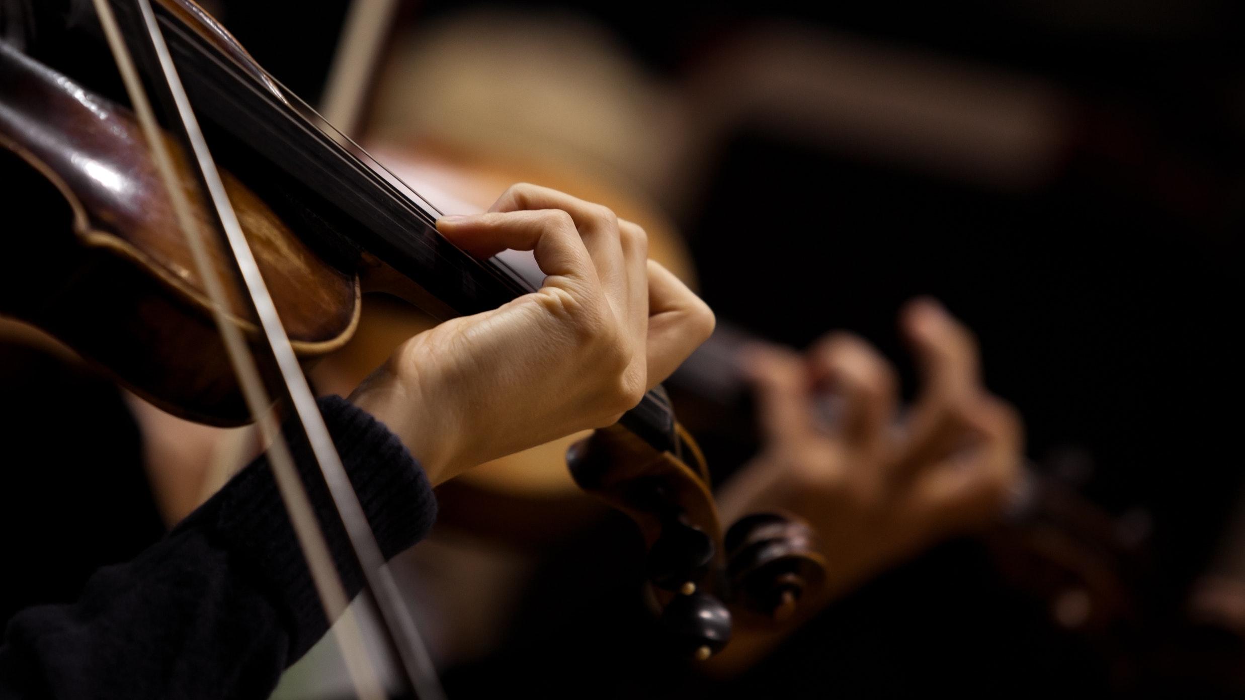 Musician's shock as lost £250000 violin returned