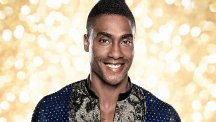 Strictly Come Dancing contestant Simon Webbe says he has suffered from depression (BBC)