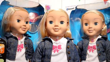 German watchdog bans doll over privacy fears