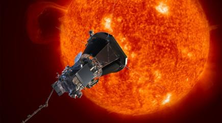 NASA to make announcement about mission to 'touch sun'