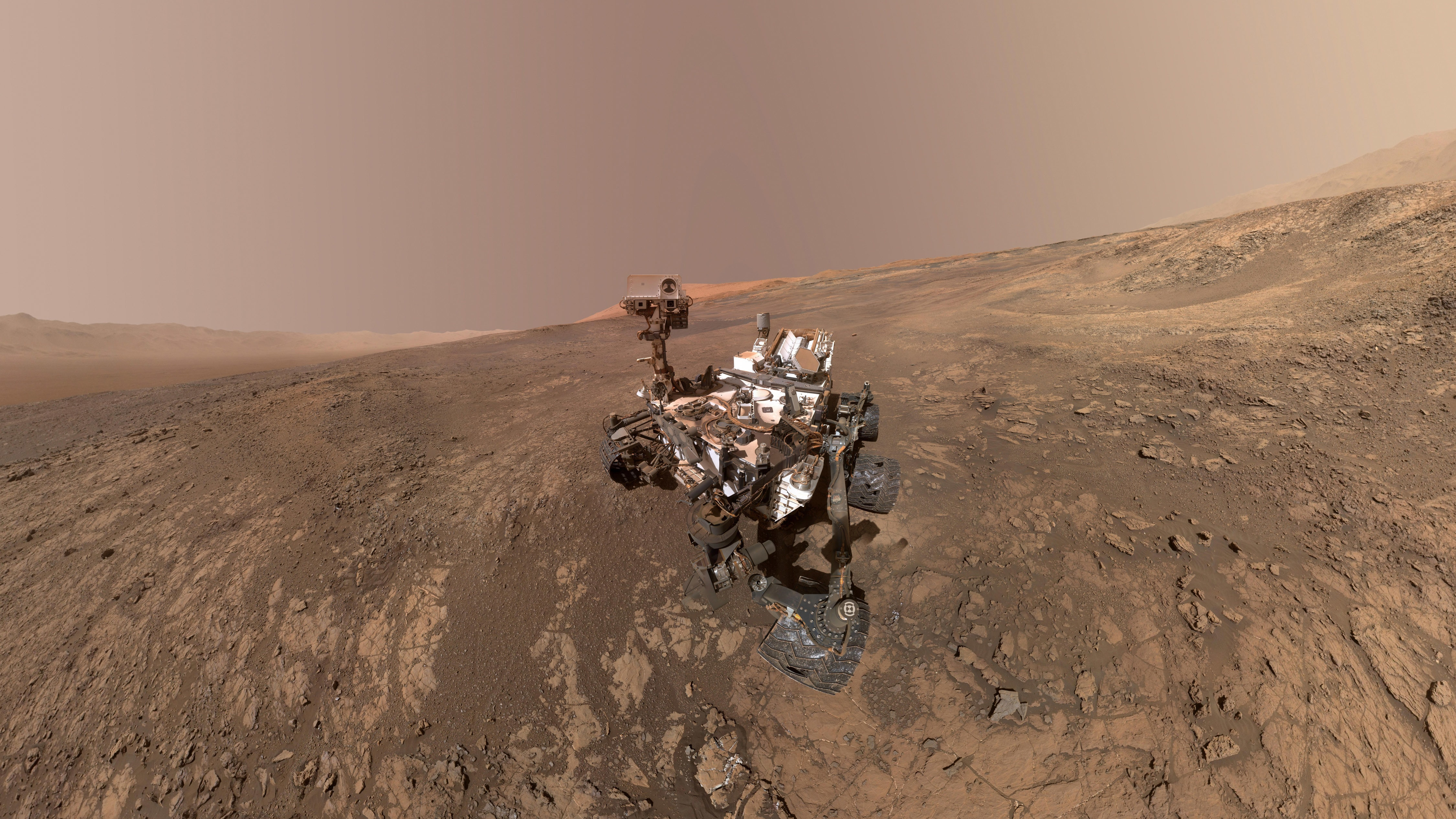 Nasa rover finds potential building blocks of life on Mars ...