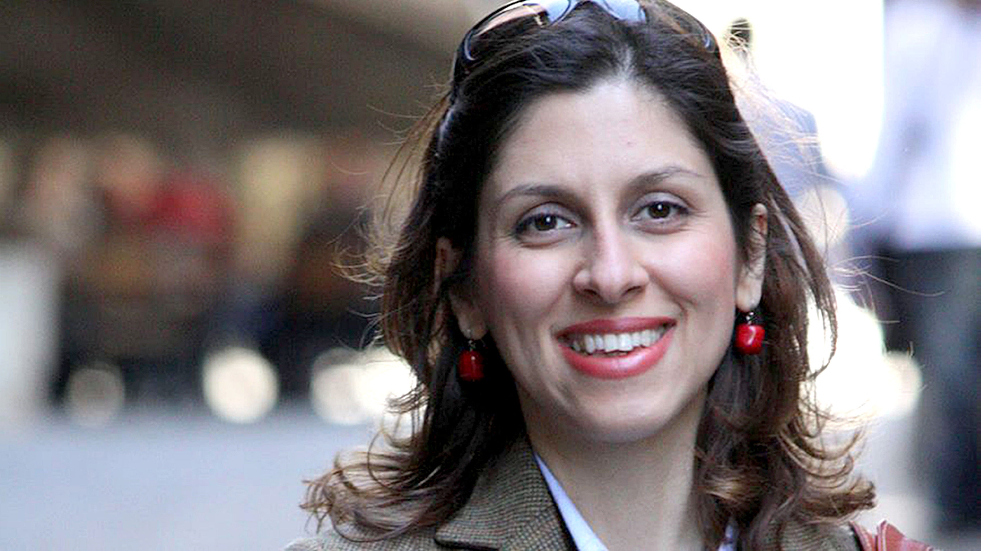 Husband says British woman held in Iran begins hunger strike