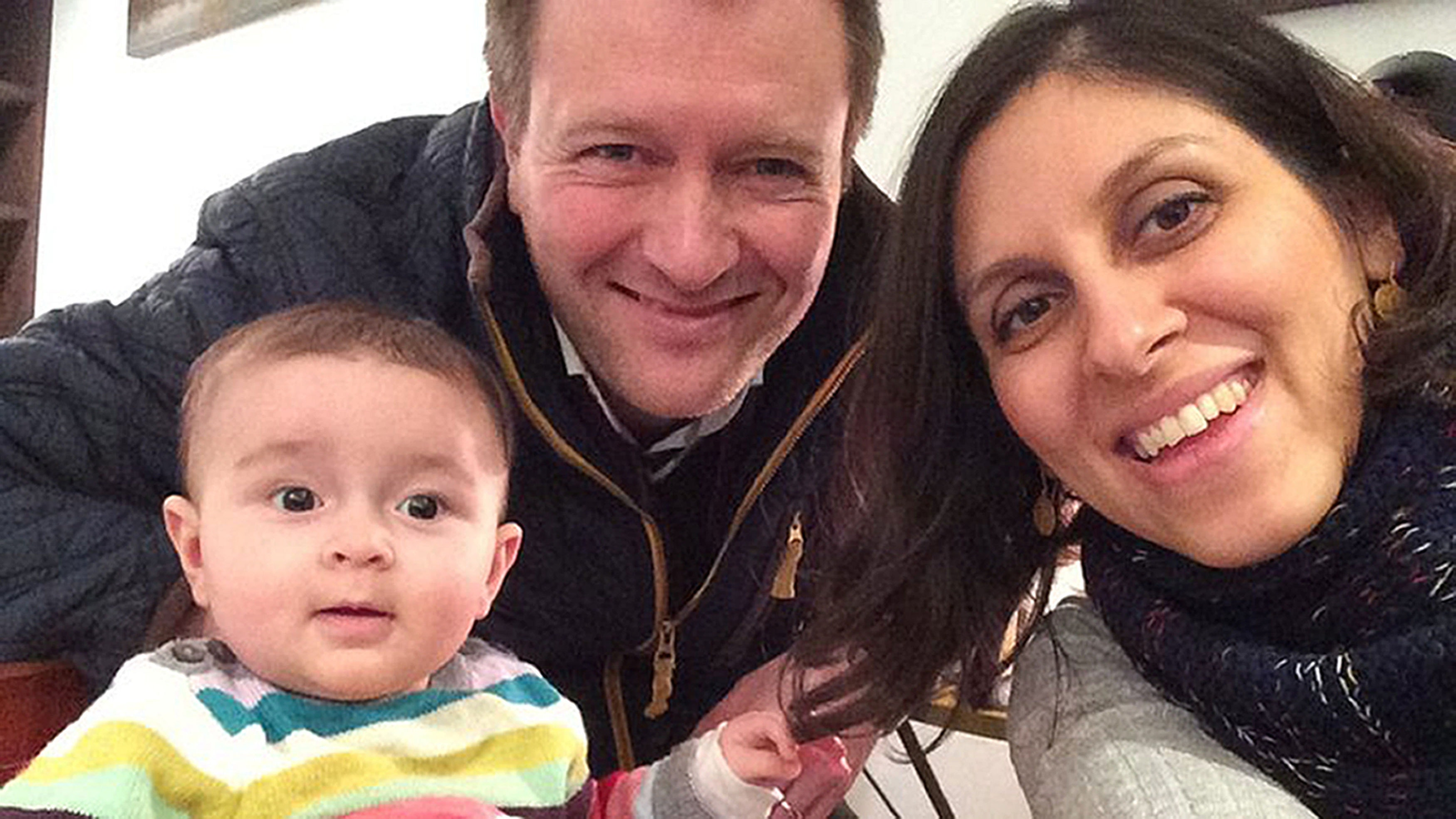 Jailed British-Iranian Aid Worker Sent to Psychiatric Unit in Iran