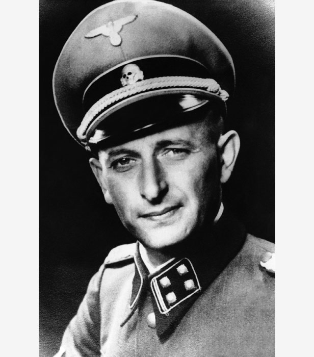 May 20, 1960: Captured Nazi Adolf Eichmann Is Smuggled Out