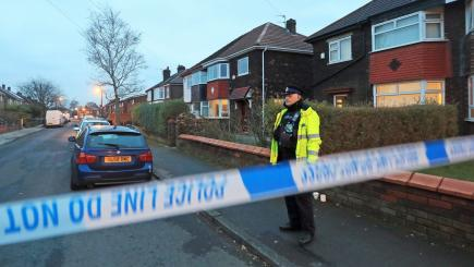 Neighbours tell of shock as dead body found in garden