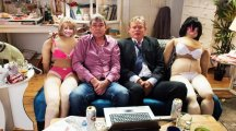 Neil Morrissey is up for more bad behaviour but is Martin Clunes?
