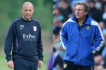 Neil Warnock and Gary McAllister