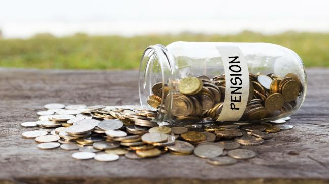 Consolidating pension pots