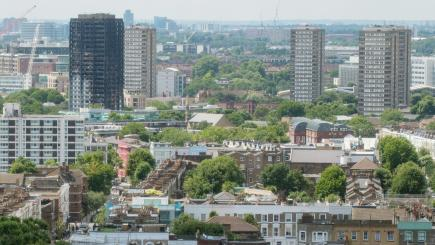 Grenfell fire: Welsh Fire Safety Advisory Group meets for first time