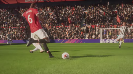 Federation Internationale de Football Association 18: New Boxart And Hair Physics Revealed