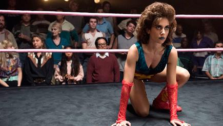 Women's wrestling comedy-drama hits Netflix