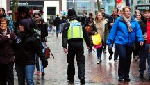 There were more than 37,000 complaints about police in England and Wales in 2014/15
