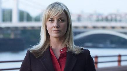 Tamzin Outhwaite wanted to make her New Tricks role her own