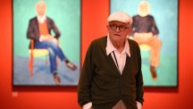 News quiz: Which paper got an artistic makeover from David Hockney?