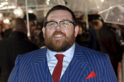 Nick Frost on Cuban Fury