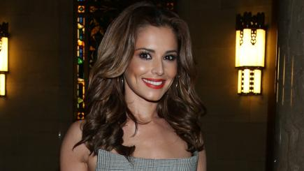 Cheryl celebrates her 34th birthday