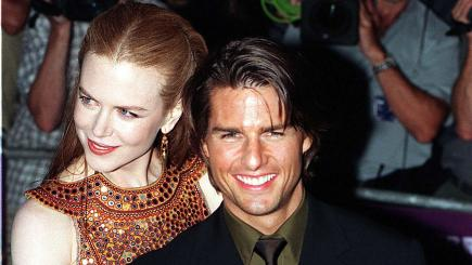 Nicole Kidman: Marrying Tom Cruise gave me protection from ...