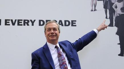 Farage denies using taxpayer money for security