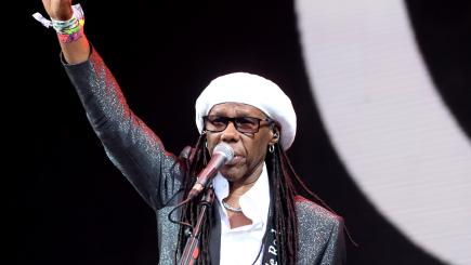 Nile Rodgers reveals '100% recovery' following cancer surgery