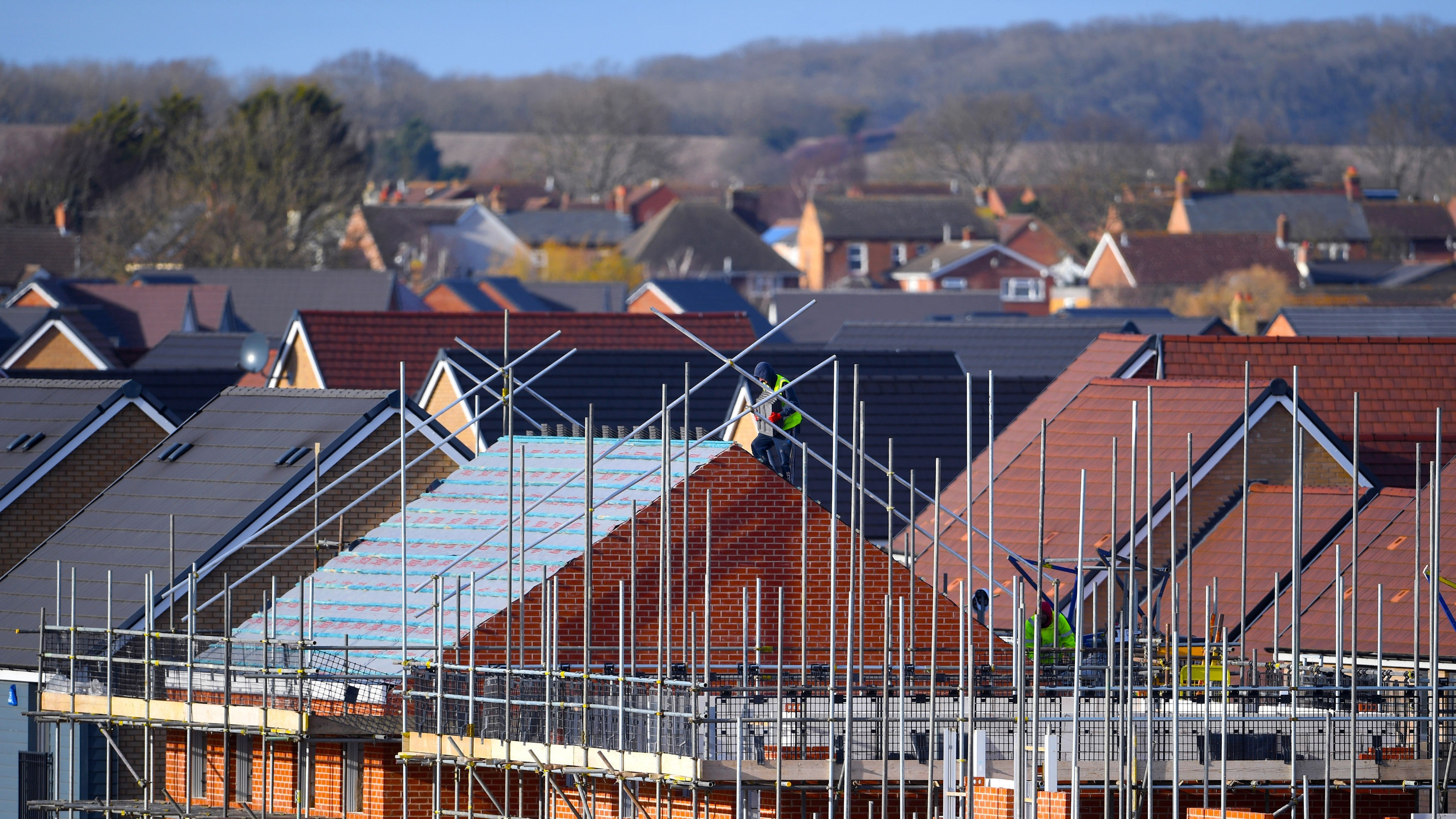 'Nimby' councils face new sanctions for failing to meet home-building targets