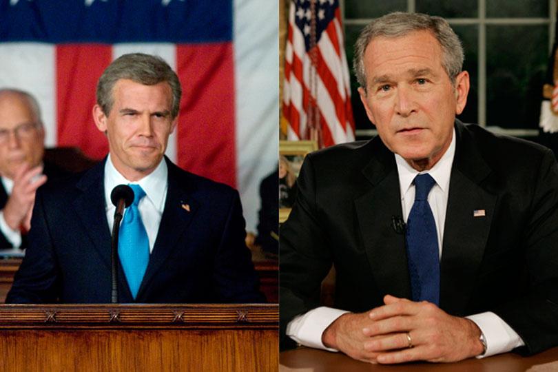 Stones W Neglects Key Elements of Bush Biography  Movie
