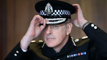 Scotland's police chief Phil Gormley urged to stand aside during bullying investigation
