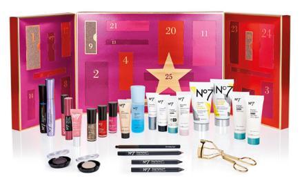 The No7 Beauty Advent Calendar already has a 87,000 wait list – sign up here