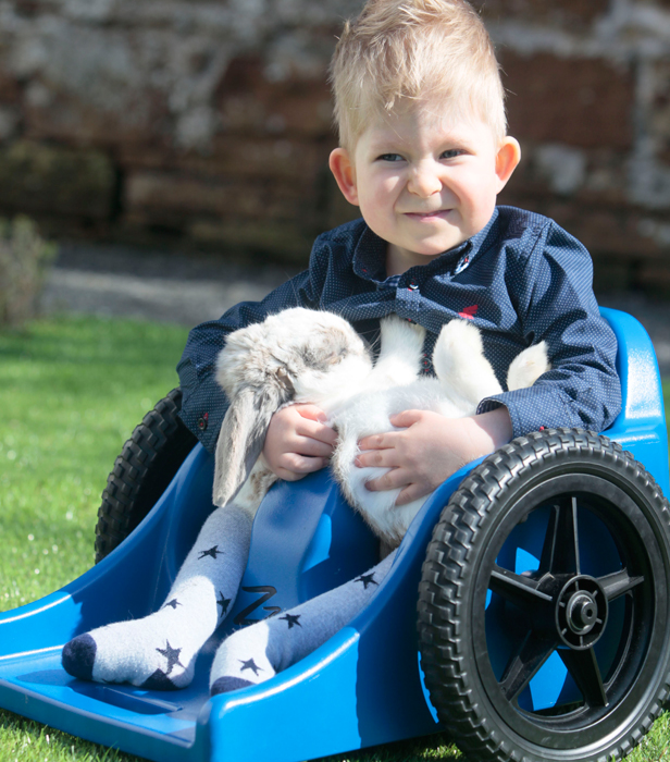 Harrods Refuses Entry To Paralysed Boy In Wheelchair Because It