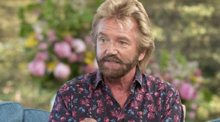 Noel Edmonds counselling a cat on Jeremy Vine is the best thing people have heard all year