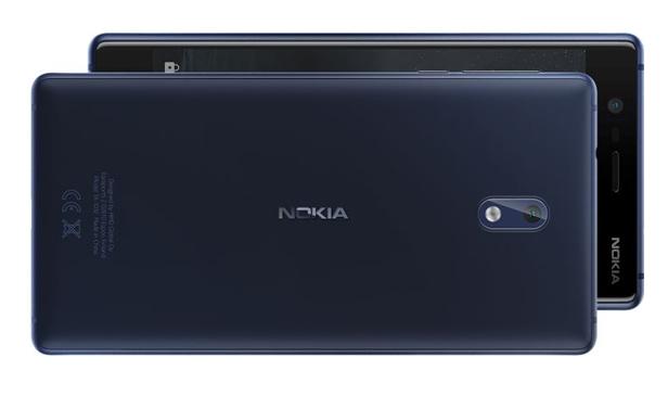 Nokia 3 back
