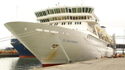 Norovirus Fears As Southampton Cruise Ship Passengers Fall
