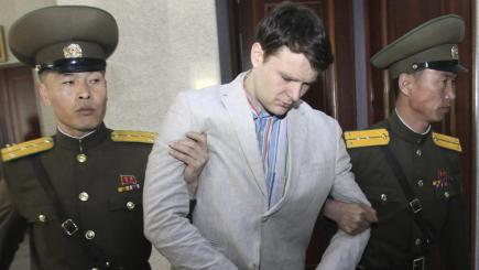 North Korea releases a puzzling statement on the death of Otto Warmbier